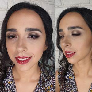 Corina makeup